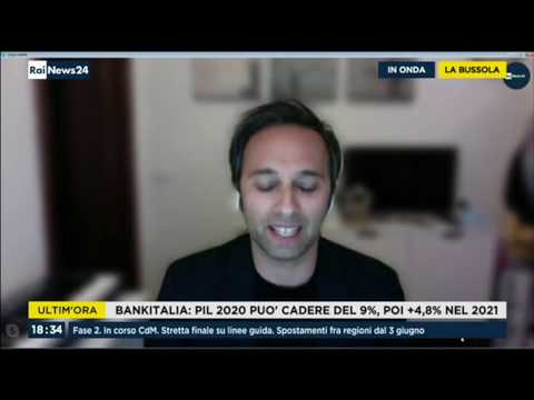 VIDEO: Sergio Battelli ospite a RaiNews24 15/05/2020