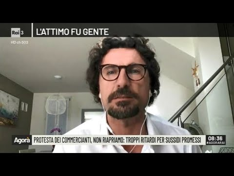 VIDEO: Danilo Toninelli (M5S) a Agorà 18/5/2020