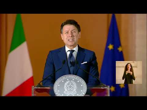 VIDEO: Coronavirus, Giuseppe Conte: Conferenza stampa 16/5/2020