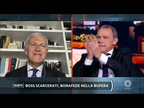 VIDEO: Ettore Licheri (M5S) a Quarta Repubblica - 18/5/2020