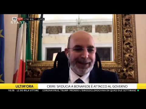 VIDEO: Vito Crimi a skytg24 19/5/2020 - M5S notizie m5stelle.com