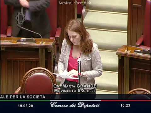 VIDEO: Marta Grande - M5S notizie m5stelle.com