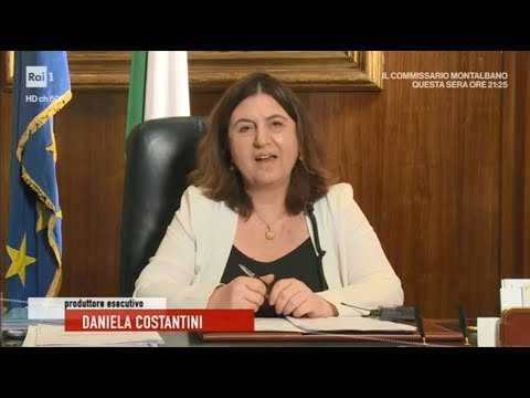 VIDEO: Nunzia Catalfo a Storie italiane Rai1 18/5/2020
