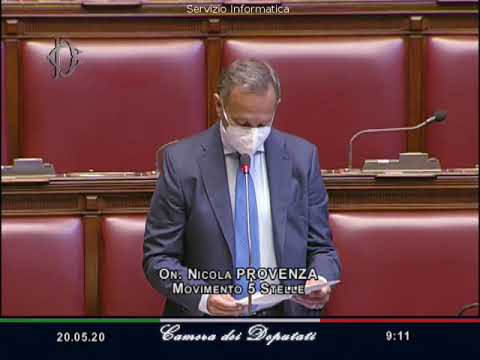 VIDEO: Nicola Provenza   Intervento in ricordo di Massimo D'Antona 20/05/2020