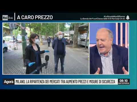 VIDEO: Alessandra Todde ospite ad Agorà Rai3 20-05-2020