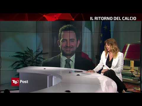 VIDEO: Vincenzo Spadafora ospite a Tg2 Post Rai2 il 29/05/20