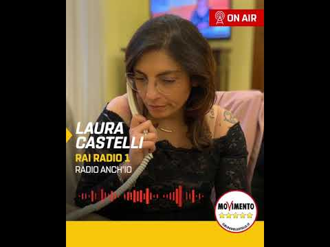VIDEO: Laura Castelli ospite a Radio anch'io Rai Radio 1 14/05/2020