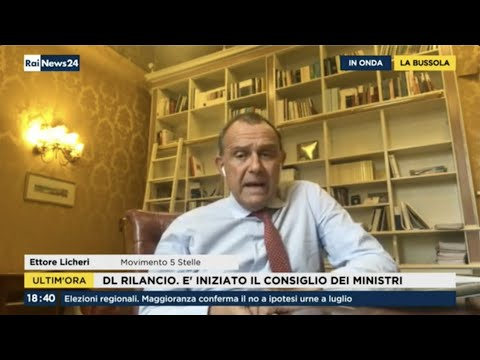 VIDEO: Ettore Licheri (M5S) ospite a Rainews – 13/05/2020