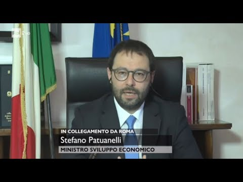 VIDEO: Stefano Patuanelli a Petrolio Rai2 16/5/2020
