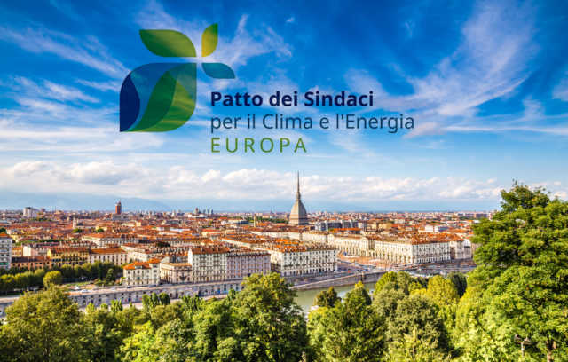 Torino vince il premio europeo Covenant of Mayors 2020