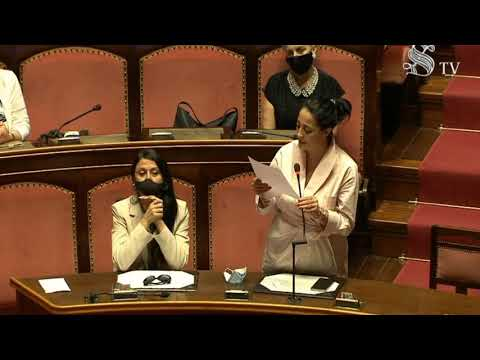 VIDEO: Cinzia Leone (M5S) Intervento di fine seduta 28/7/2020
