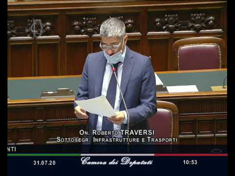VIDEO: Carmela Grippa – Svolgimento interpellanza urgente 31/07/2020