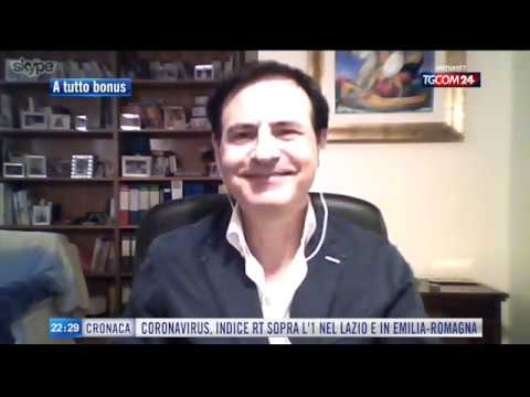 VIDEO: Marco Pellegrini (M5S) – Tgcom24  3/7/2020