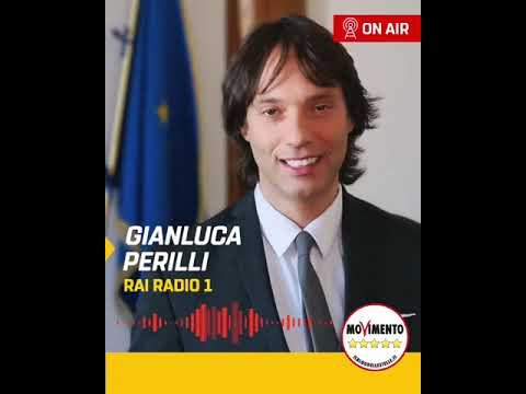 VIDEO: Gianluca Perilli (M5S) a Speciale GR 1 – Radio 1 – 21/9/2020