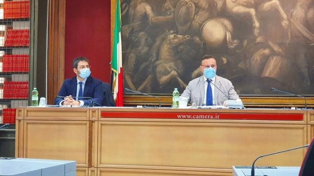 IV Commissione Difesa: discussione del 06/10/2020