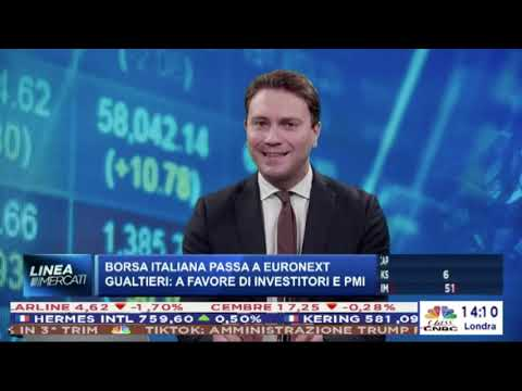 VIDEO: Davide Zanichelli  ospite a Class CNBC 9/10/2020