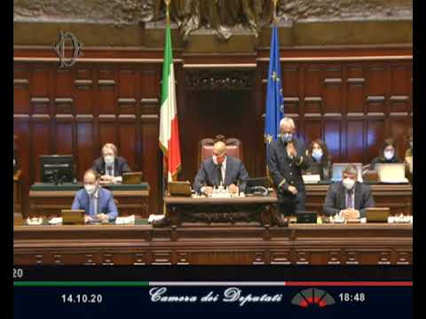 VIDEO: Michele Sodano  intervento  Fine Seduta 14 10 2020