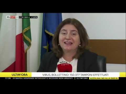 VIDEO: Nunzia Catalfo – Intervista a SkyTg24 16/10/2020