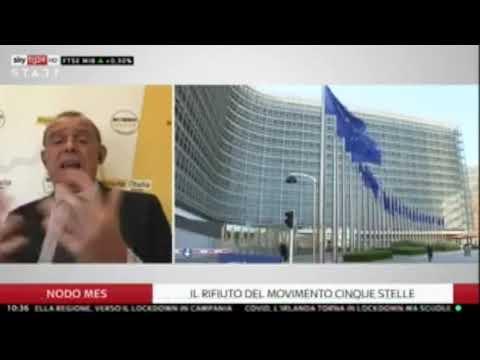 VIDEO: Ettore Licheri a SkyTg24 Start – 20/10/2020
