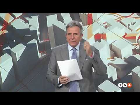 VIDEO: Michele Gubitosa ospite al Tg4 il 22/10/2020