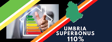 SUPERBONUS 110% IN UMBRIA