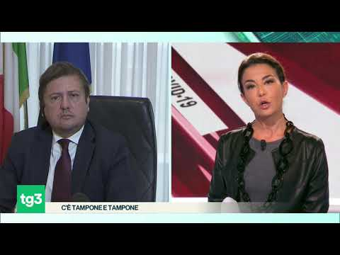 VIDEO: Pierpaolo Sileri a Tg3 FuoriTg 16/11/2020