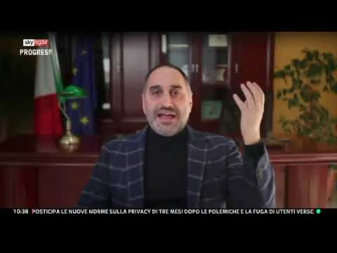 VIDEO: Michele Gubitosa ospite a Skytg24 il 16/01/21