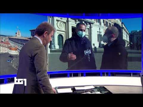 VIDEO: Nicola Provenza Intervista a TG1 Rai1 26/01/2021