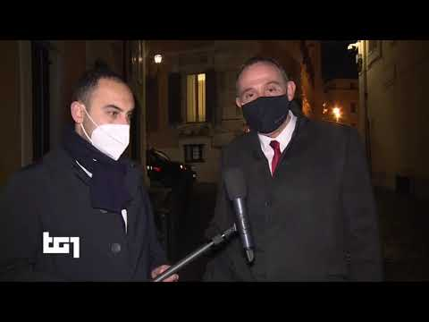 VIDEO: Ettore Licheri (M5S): Tg1 – 27/1/2021