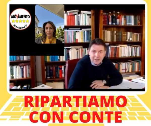 VIDEO: Giovanni Currò - Intervento su esame ordini del giorno 14/05/2020