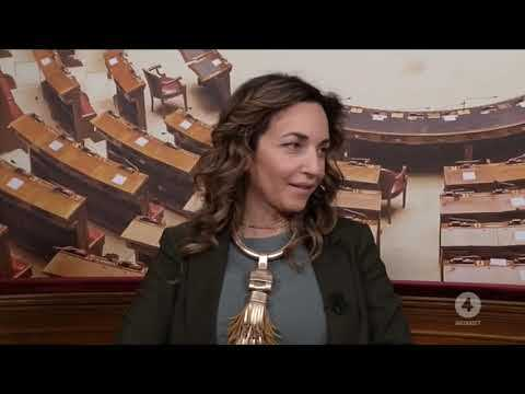 VIDEO: Maria Domenica Castellone (M5S) ospite a Superpartes - 11/04/2021