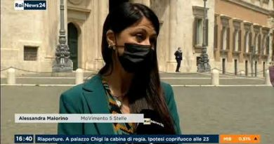 VIDEO: Alessandra Maiorino (M5S) a Rainews24 – 17/5/2021